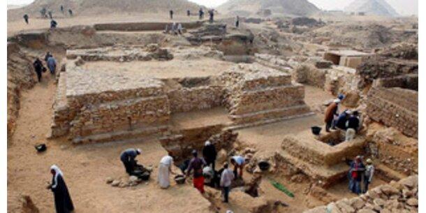 Weitere Pyramide in Ägypten entdeckt
