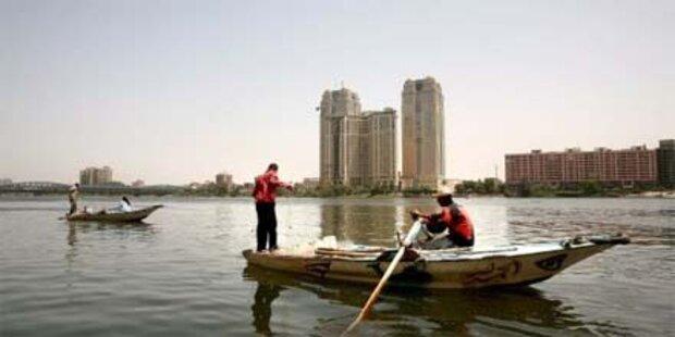 Steigender Meeresspiegel bedroht  Ägypten