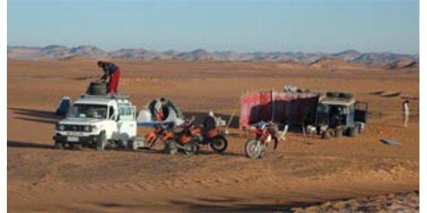 Ägyptischen Entführern gehen angeblich Vorräte aus