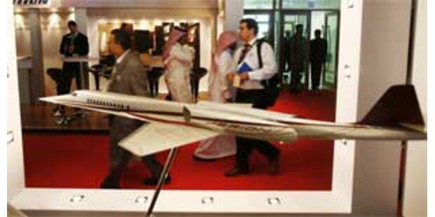 Mini-Concorde für Superreiche