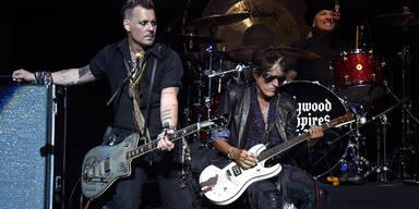 Aerosmith-Gitarrist Perry zusammengebrochen