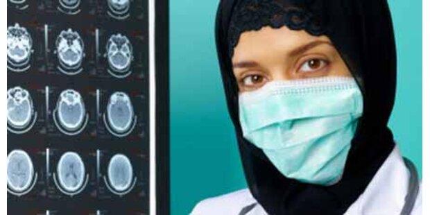 Wegen Kopftuch: Ärztin bekam Job nicht
