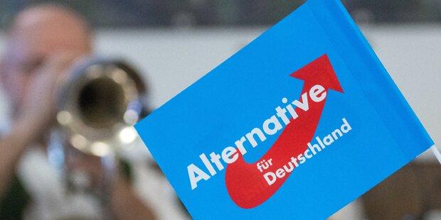 Umfrage-Beben: AfD erstmals stärkste Kraft
