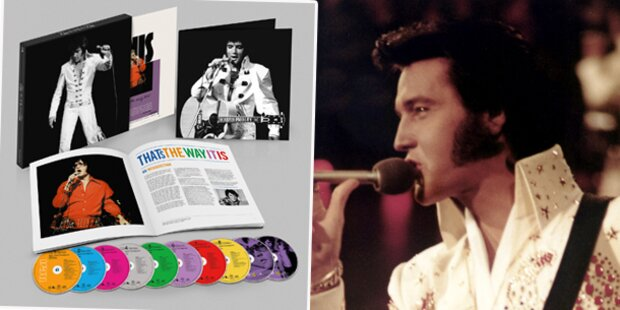 Elvis Presley ersteht wieder auf
