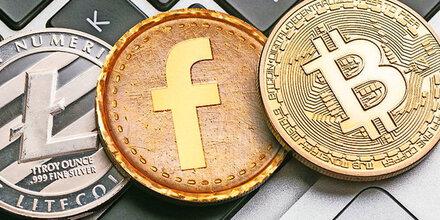 Facebooks Kryptowährung sorgt für Wirbel
