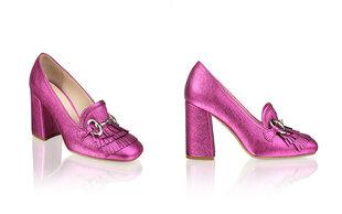 70ies-Glam : Trend-Loafers für den Frühling
