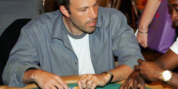 Ben Affleck in Vegas vom Spieltisch verbannt