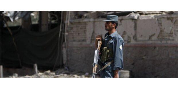 24 Tote bei Selbstmordattentat in Afghanistan