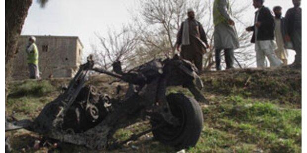 Vier NATO-Soldaten getötet bei Selbstmordanschlag