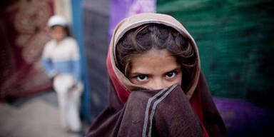NGO: Pro Tag 41.000 Kinder zwangsverheiratet
