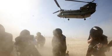 Afghanistan: Sechs NATO-Soldaten getötet