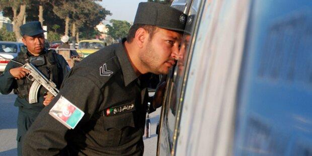 Gefechte an afghanisch-pakistanischer Grenze