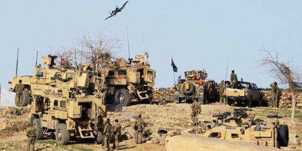 Friendly Fire: 5 Elite-Soldaten getötet