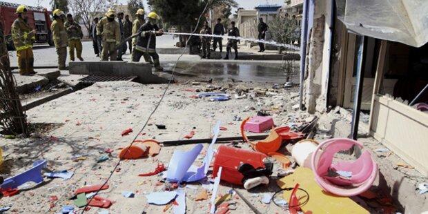9 Kinder und 4 Frauen bei Anschlag getötet