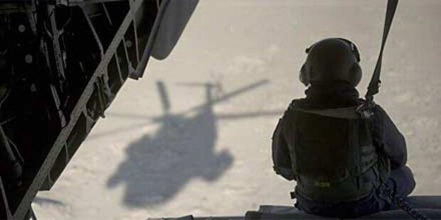 Gefechte zwischen Deutschen und Taliban
