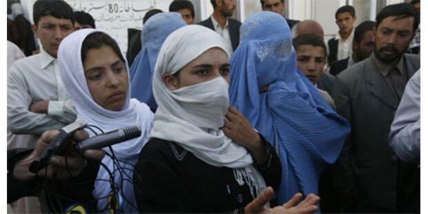 Wieder Gasanschlag auf Mädchenschule
