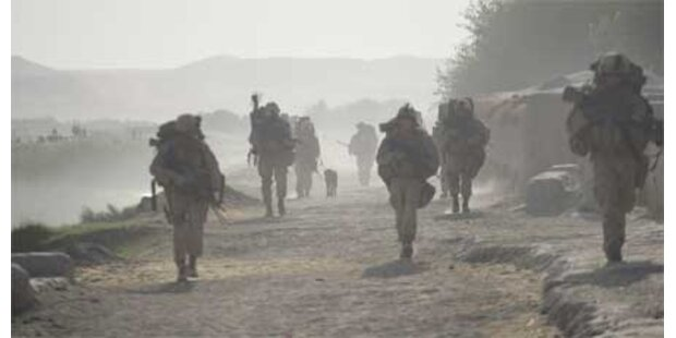 Schwerer Taliban-Angriff auf US-Basis