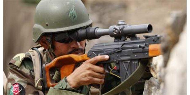Anschläge gegen afghanische Behörden