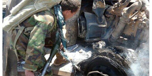 Taliban-Anschlag auf dt. Bundeswehr