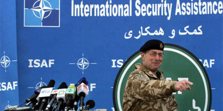 NATO will Truppen in Afghanistan aufstocken