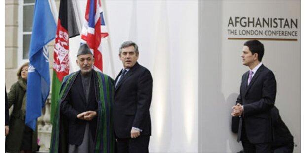 Die Welt berät über Afghanistan-Konflikt