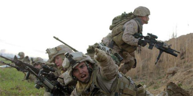 15.000 Soldaten gegen die Taliban