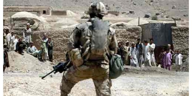 Über 50 Aufständische in Afghanistan getötet