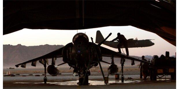Anschlag nahe NATO-Stützpunkt in Afghanistan