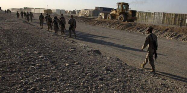 Britischer Soldat in Afghanistan getötet