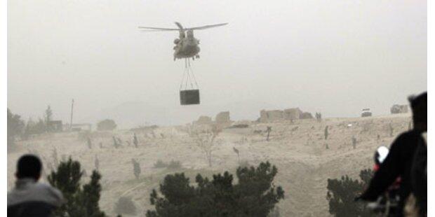 NATO griff aus Versehen an - 8 Tote