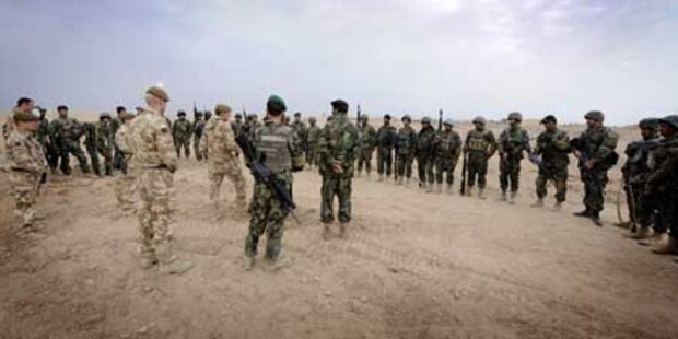 Rebellen attackieren anrückende US-Armee