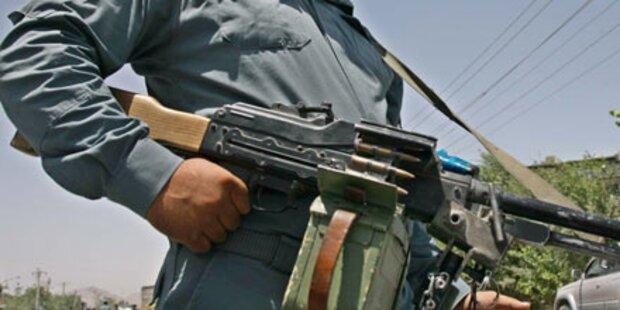 Mega-Betrug bei Wahl in Afghanistan