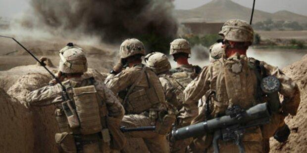 Afghanistan: NATO-Konvoi angegriffen