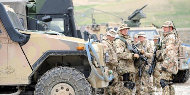 Afghane erschießt deutsche Soldaten