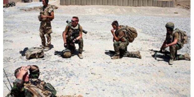 20.000 zusätzliche Soldaten für Afghanistan