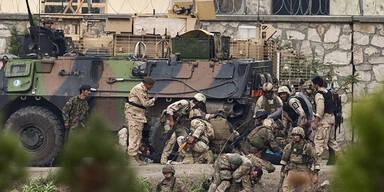 Afghanistan NATO Anschlag