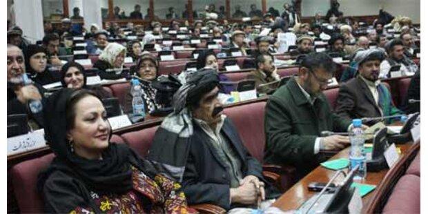 Parlament stoppt Karzai-Regierung