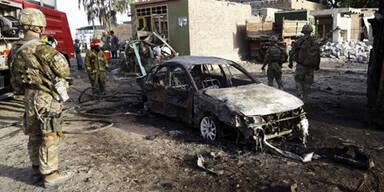 Anschlag, Jalalabad, Afghanistan