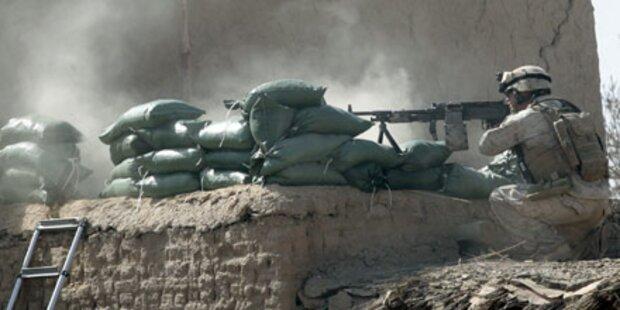 NATO-Soldaten töten zwölf Zivilisten