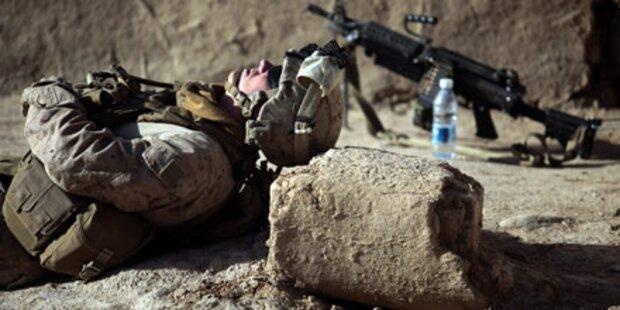 Zwei ISAF-Soldaten bei Offensive getötet