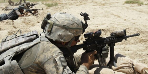 Großoffensive: 150 Taliban sterben