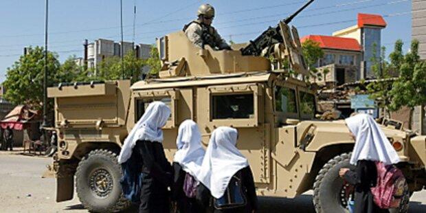 USA zieht Truppen aus Afghanistan ab