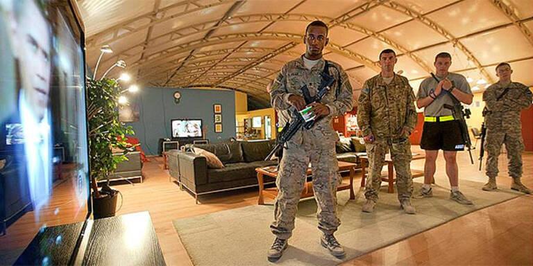Obama startet Abzug aus Afghanistan