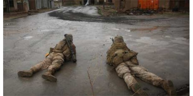 US-Truppen töteten 60 Taliban