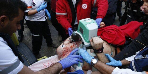 Schüsse in Tel Aviv: 2 Tote und 6 Verletzte