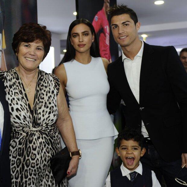 Ronaldo Sohn 3 Kennt Mutter Nicht