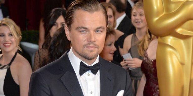 Nach Auszeit: Leo DiCaprio dreht wieder