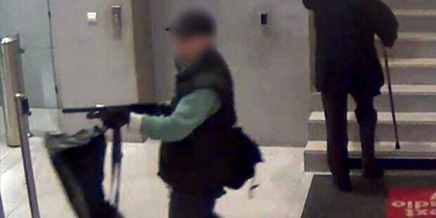 Polizei fasst Pariser Pumpgun-Schützen