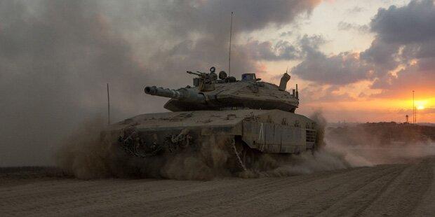 Israel ruft Feuerpause aus