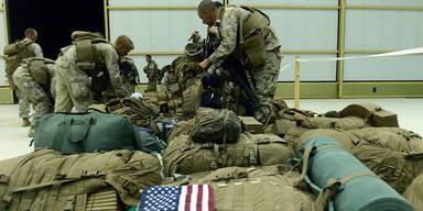 Obama schickt 1.500 Soldaten in den Irak